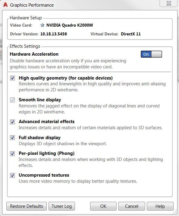 Solved: AutoCad 2017 slow? - Autodesk Community- AutoCAD