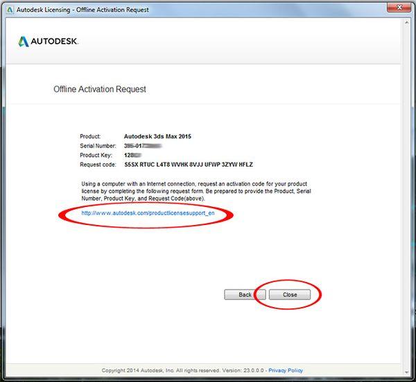 autocad 2007 keygen activation code