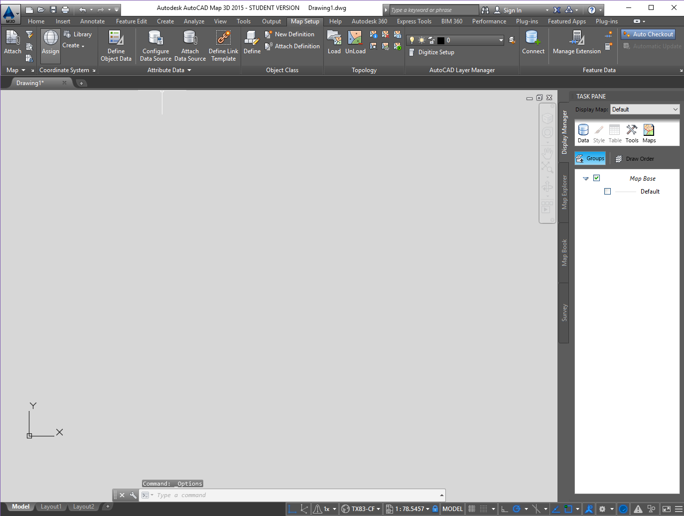 Buy Autodesk AutoCAD Map 3D 2015 width=
