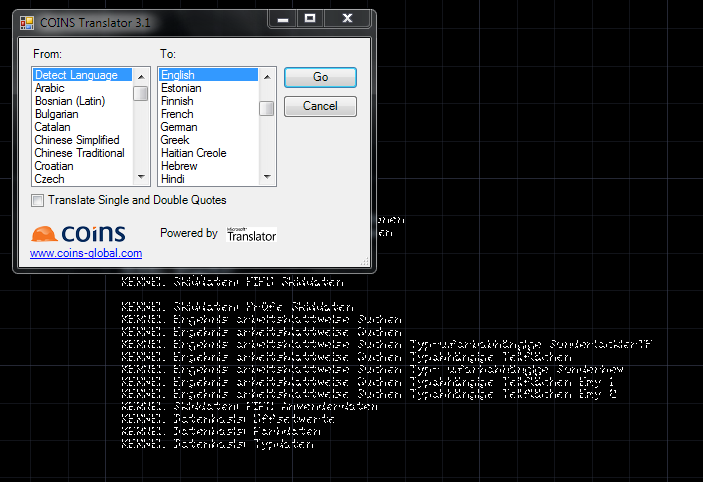 how to change language in autocad