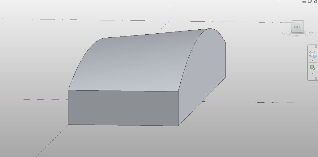 Solved Modeling Overhanging Parabolic Roof Autodesk