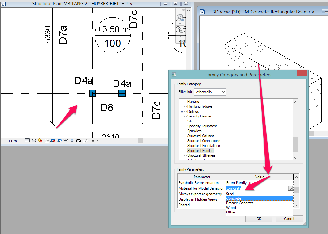 Solved: Hidden Lines of beam Not Showing - Autodesk