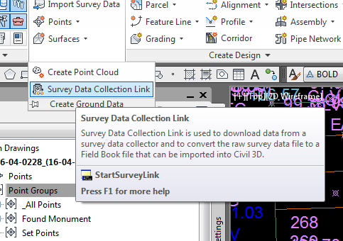 Solved: Convert survey data to fbk file - Autodesk Community- Civil 3D