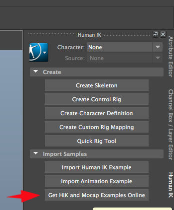 Solved: Where are the Motion Capture Examples? - Autodesk Community