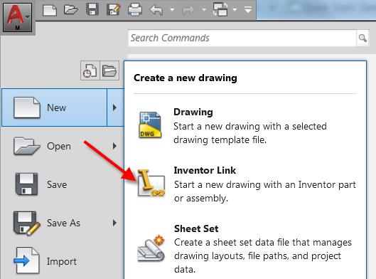 import pdf image into autocad