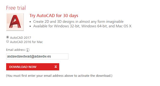 autocad 2016 download offline installer