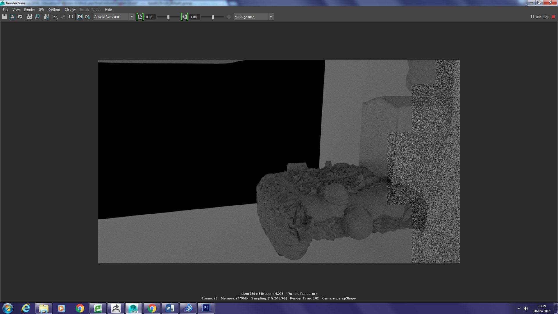 Zbrush to maya Displacement maps - Autodesk Community- Maya