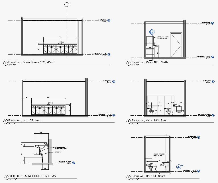 Line Weights In Interior Design