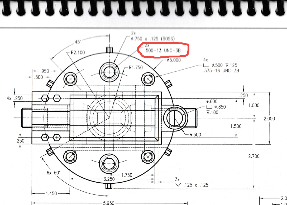 Solved: Diameter of a Thread - Page 2 - Autodesk Community