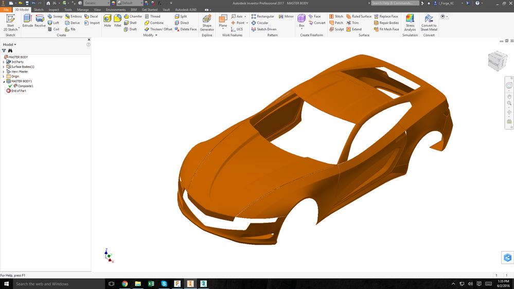 Solved: Imported Mesh Models - Autodesk Community- Fusion 360