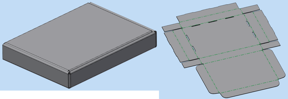 Solved Inventor 2015 Sheet Metal Or Bend Tools For