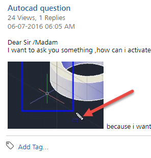 how to change cursor in autodcad