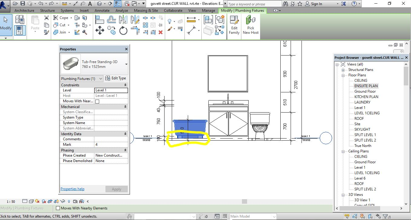 Solved Fixing Objects On Floor Autodesk Community