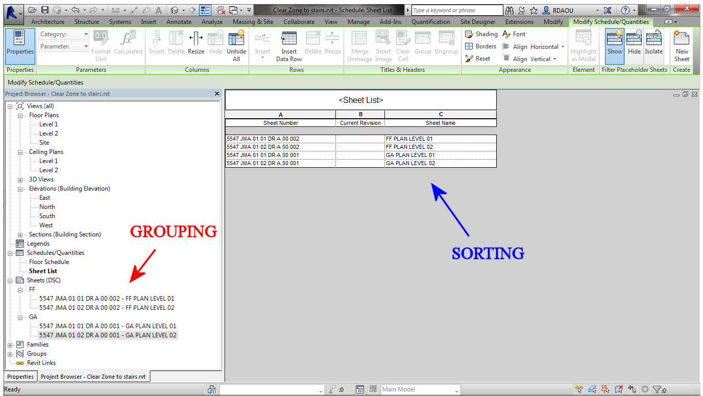 Sheet Numbering And Sorting Autodesk Community