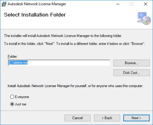 Solved: Autodesk Network License Manager 2016 - Autodesk