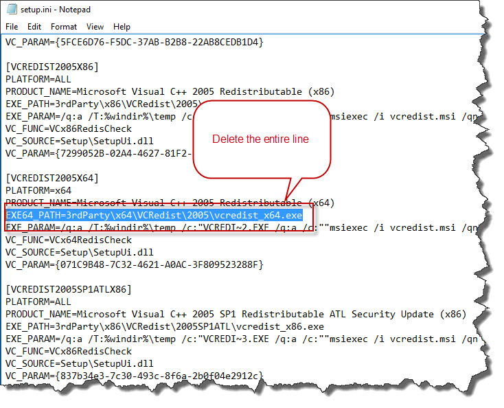 microsoft visual c++ 2005 service pack 1 atl