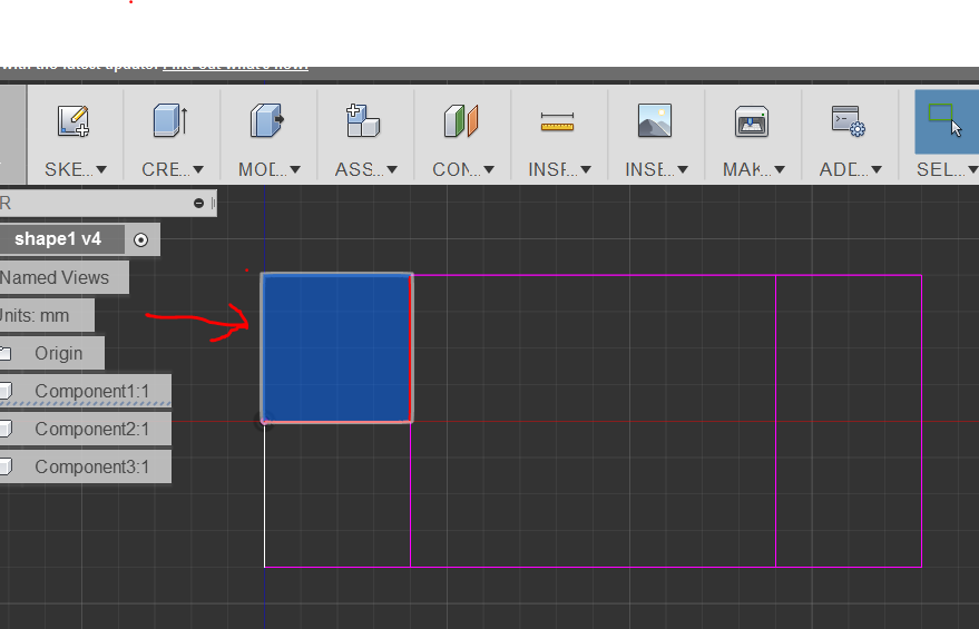 how to move a rectangle processing