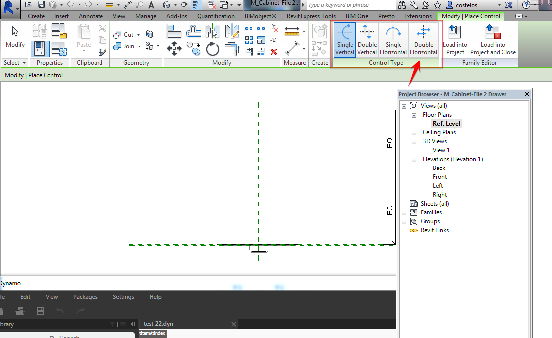 How to place furniture? - Autodesk Community- Revit Products
