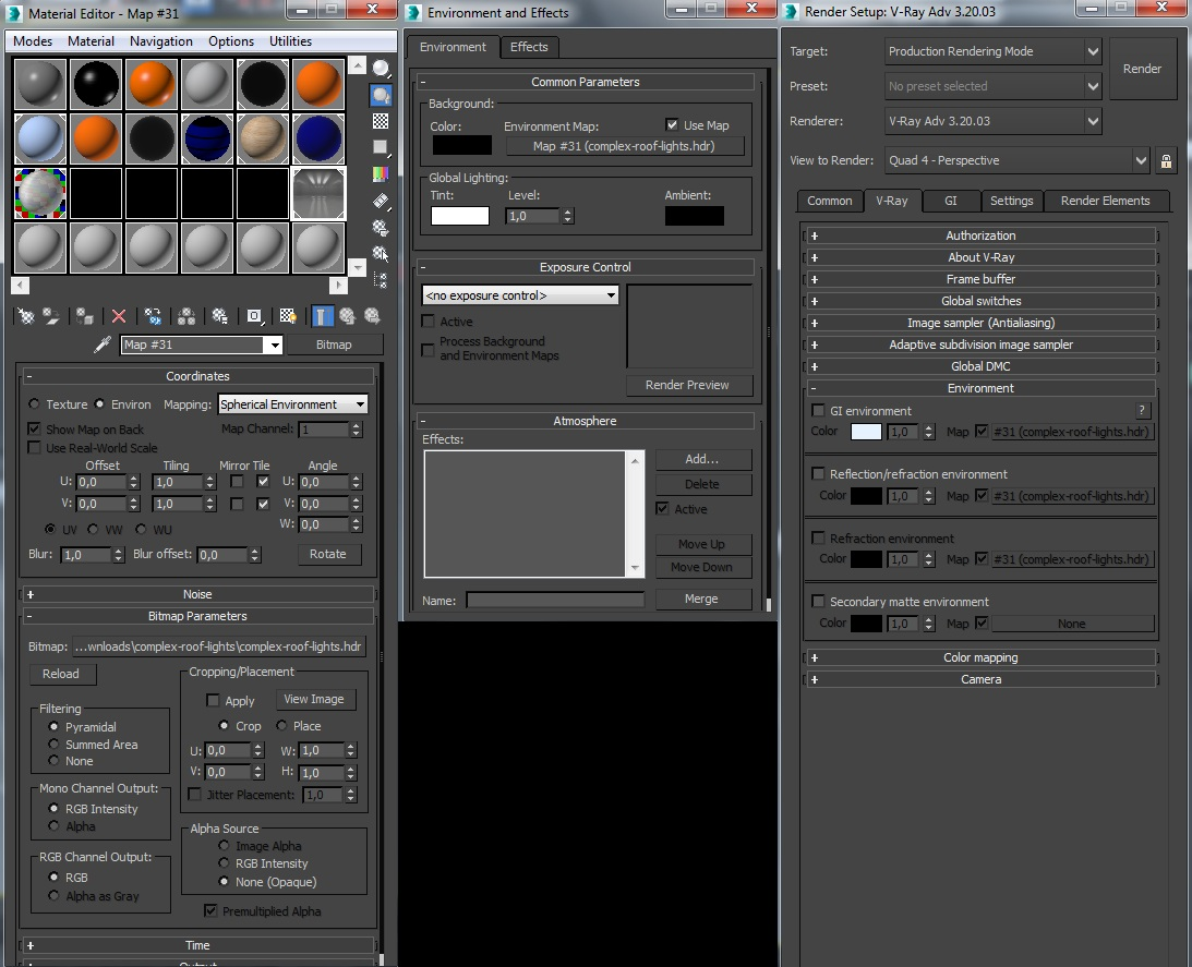 Solved: VRay HDRI Reflection Environment Is Making My