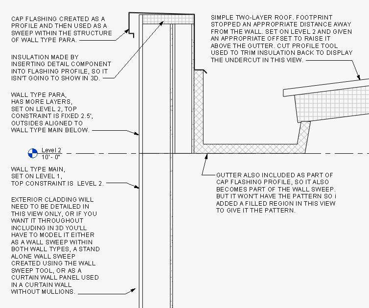 Solved Parapet Help Autodesk Community