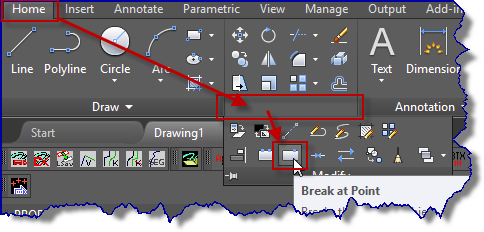 Solved: Stupid question: Where IS Break at Point in 2016