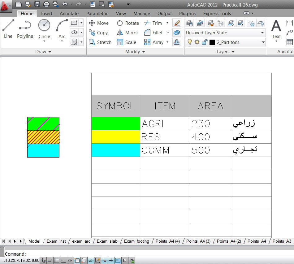 Solved: Arabic font in the AutoCAD, - Autodesk Community- AutoCAD