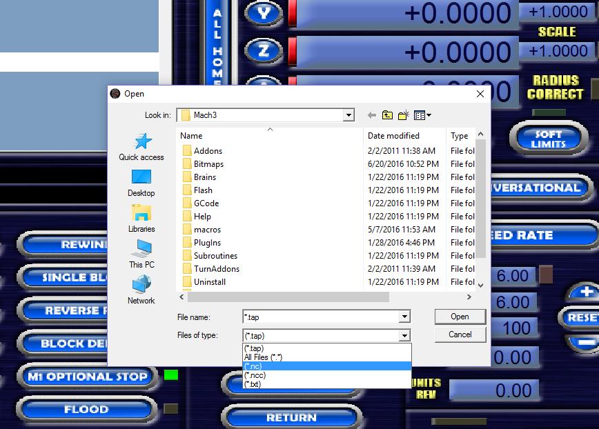 I need a Mach3 Post Processor - Autodesk Community- Fusion 360