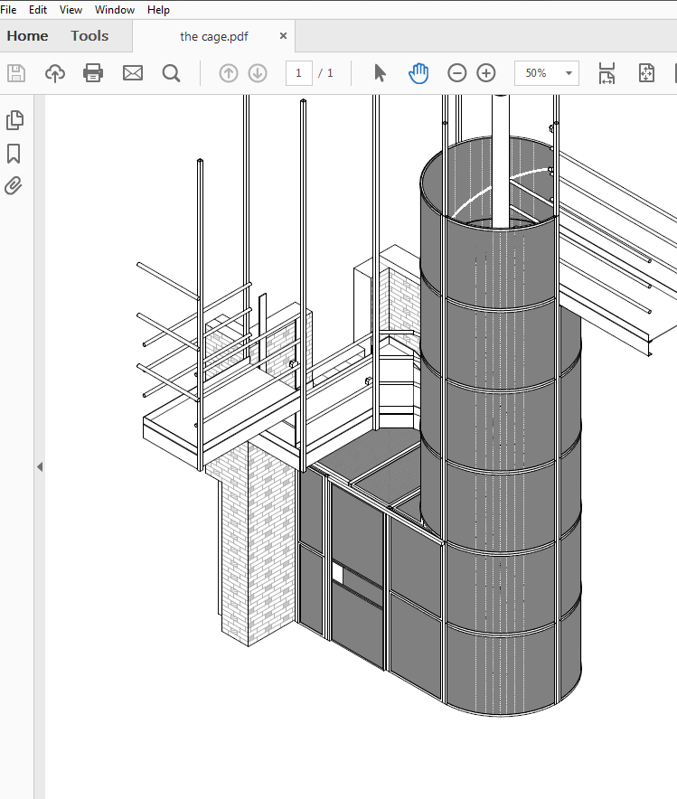 how to print as a pdf on revit