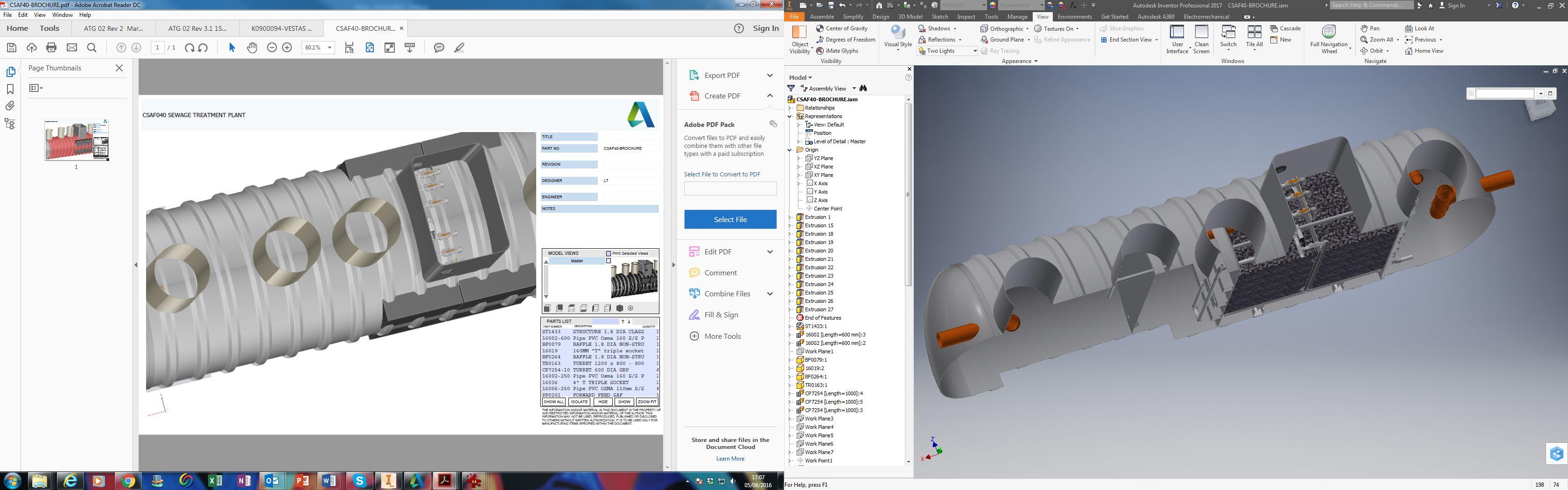 Solved: 3D PDF Export fails - Page 3 - Autodesk Community