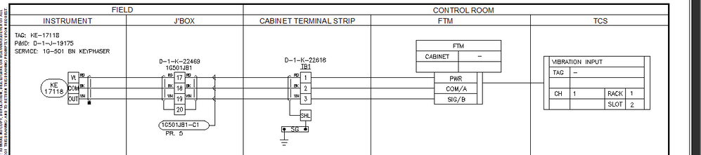 solved field wiring diagram autodesk community or a panel layout drawing component terminals referencing wire destinations or wire numbers