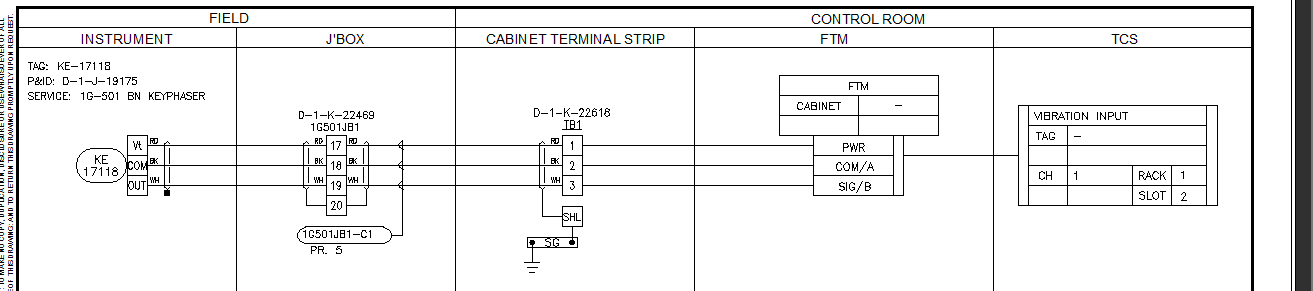 Solved  Field Wiring Diagram