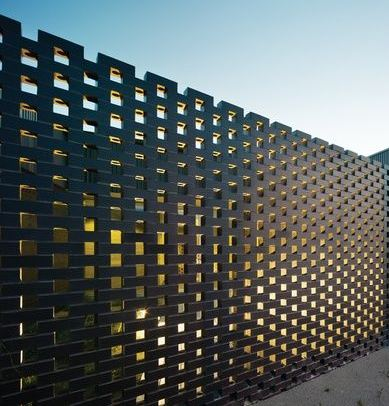 Perforated brick wall autodesk community for Perforated brick wall