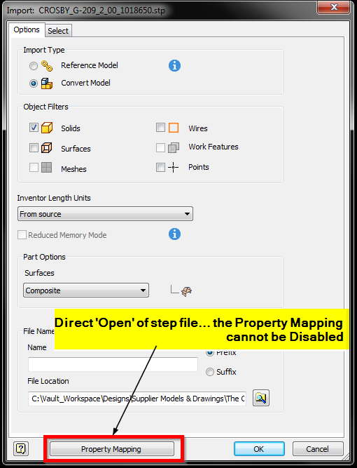 how to open stp file