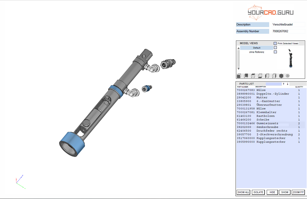 Solved: Template 3D PDF edit - Autodesk Community- Inventor