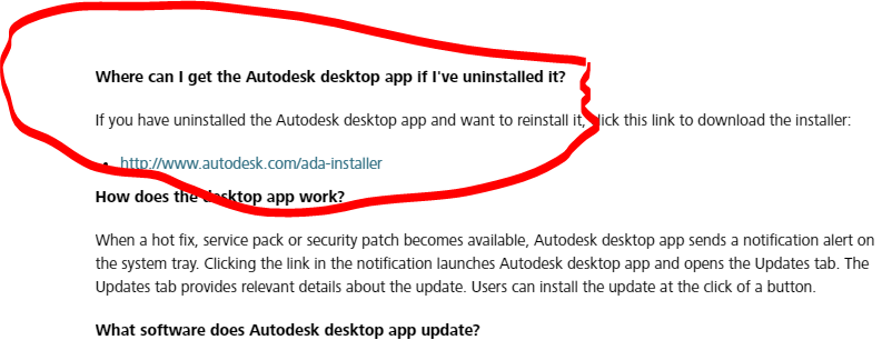 Solved: Where can I download this Autodesk Desktop App