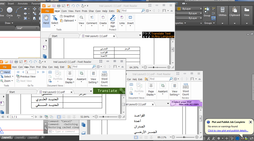 Solved: Arabic font in the AutoCAD, - Page 2 - Autodesk Community