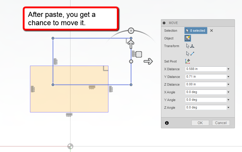 Solved: How to copy and paste a sketch - Autodesk Community