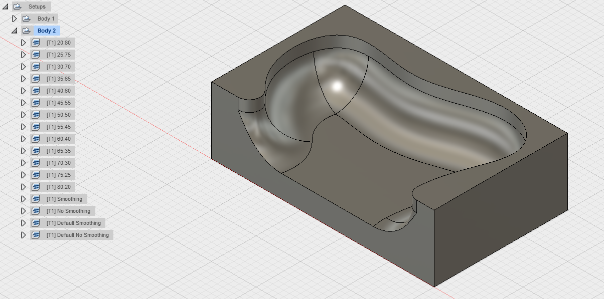 Solved: Understanding Smoothing - Page 2 - Autodesk Community