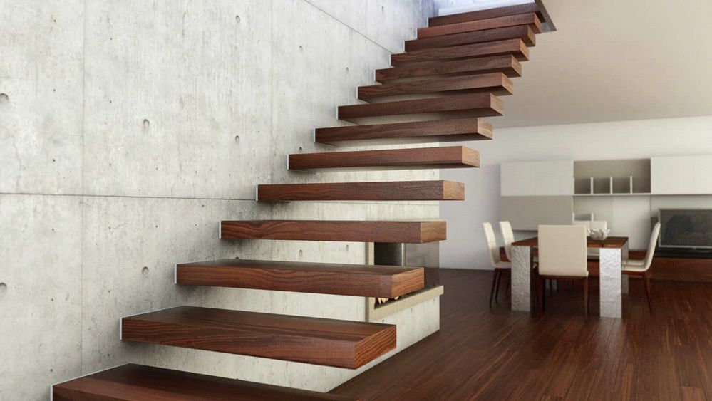 Solved Floating Stairs Autodesk Community Revit Products