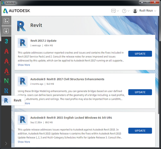Where is the 2017 1 download?? - Autodesk Community- Revit Products