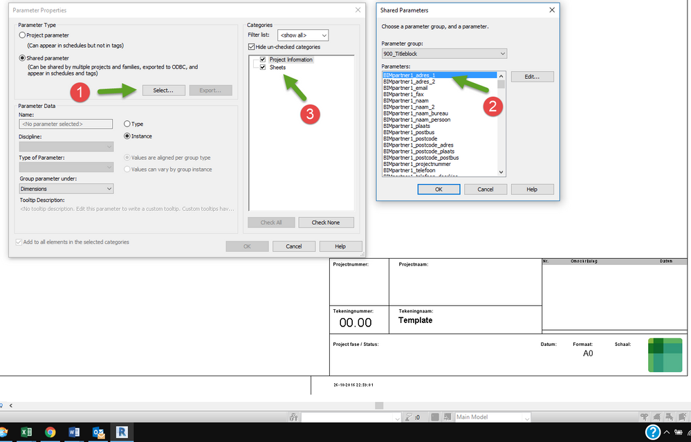 Unable to Edit some Labels in TitleBlock - Autodesk Community- Revit