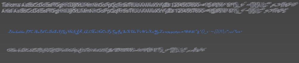 Solved: Converting Text to Curves - Autodesk Community- Inventor