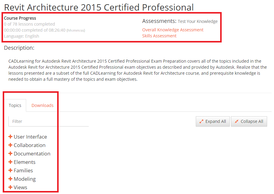 Solved Revit Certified Professional Exam Autodesk