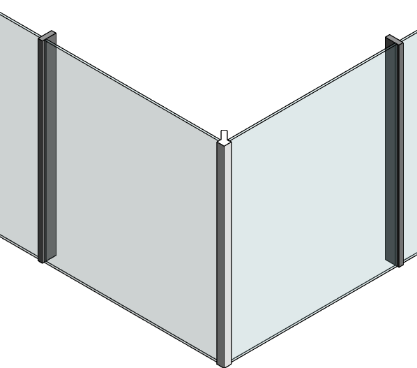 Mullion & Joining Curtain Walls
