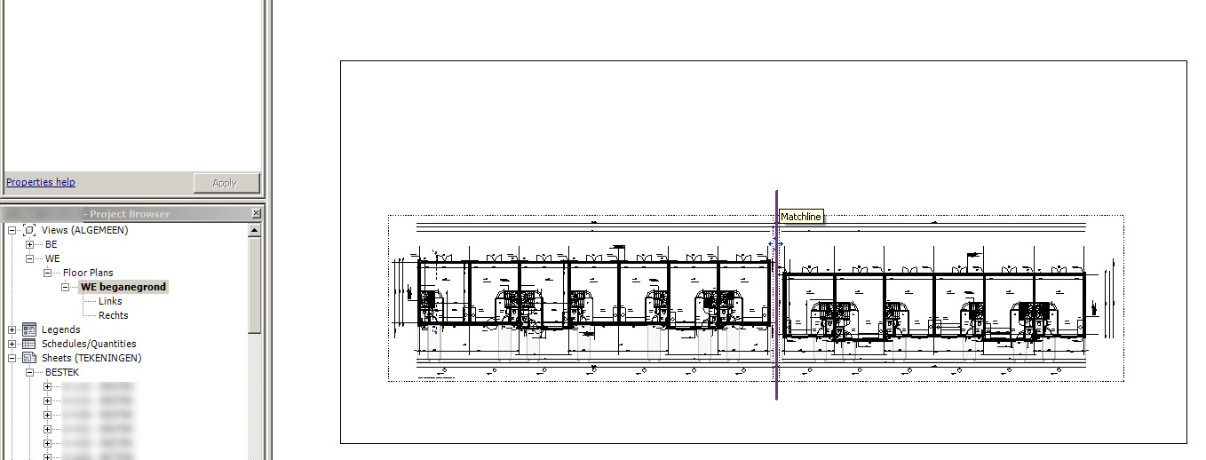 Drawing Lines In Revit : Matchline and the tags i don t understand it autodesk
