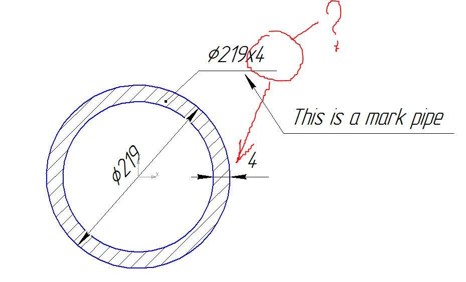 Pipe Diameter Symbol Images Meaning Of This Symbol