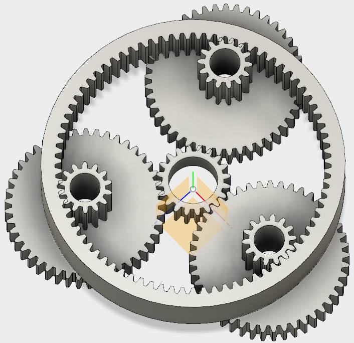 Gear Generator - Autodesk Community