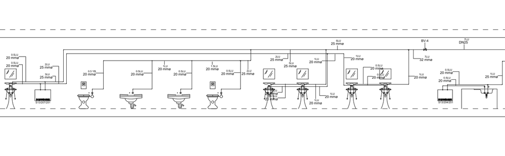 Solved  Create Schmeatic Diagram Piping