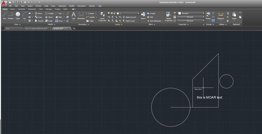 Solved: Imported DWG / DXF missing text - Autodesk Community
