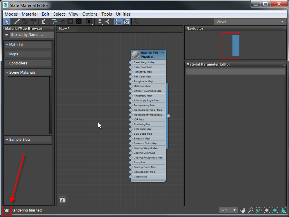 Material Slate Editor slow and lags - Autodesk Community- 3ds Max